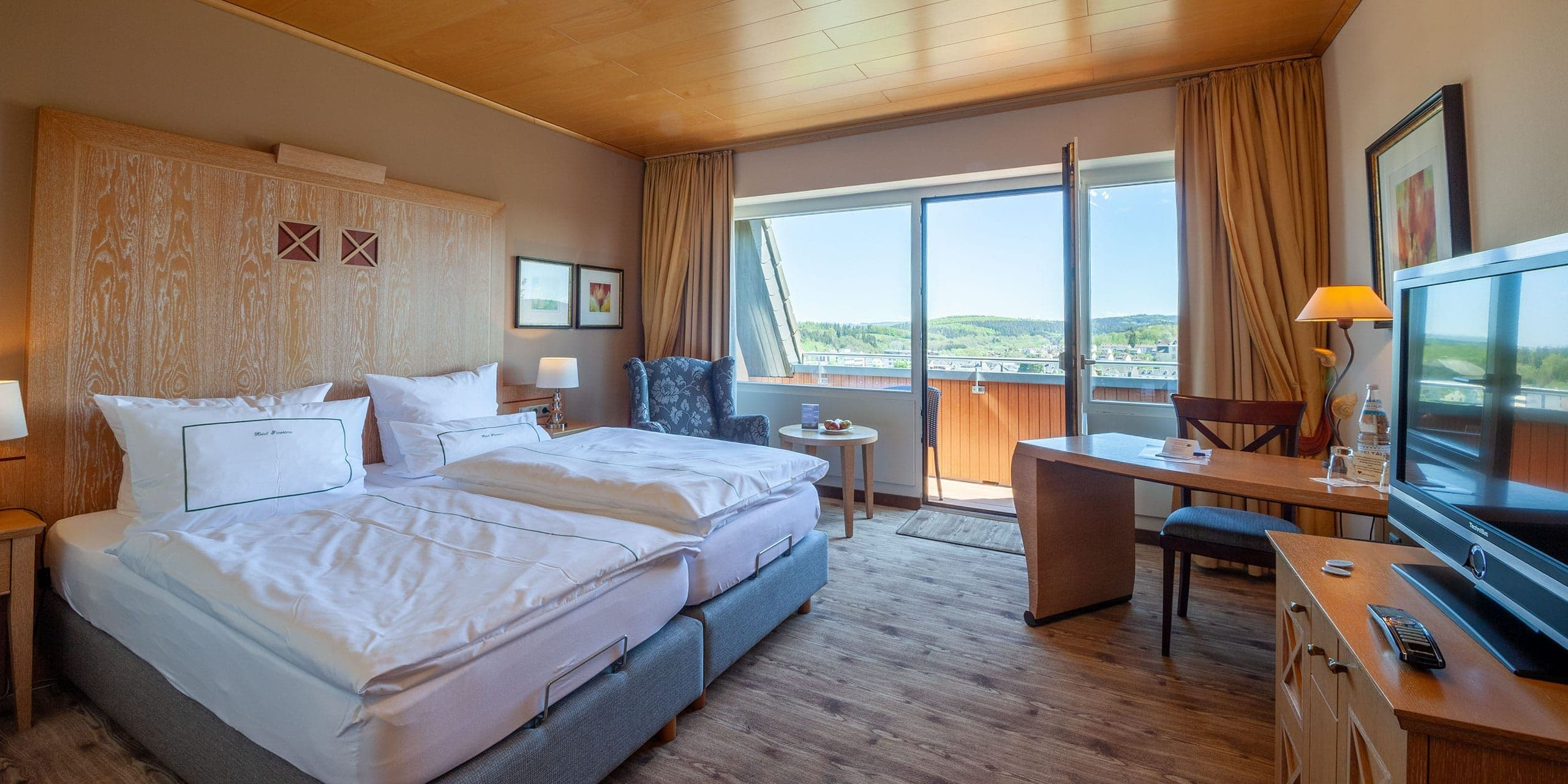 Hotel Zimmer Kategorie Panorama