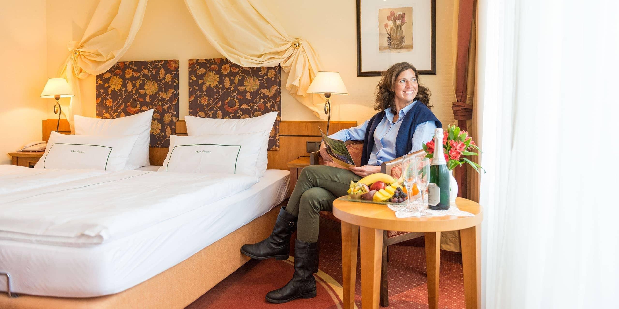 Hotelzimmer Daun Vulkaneifel