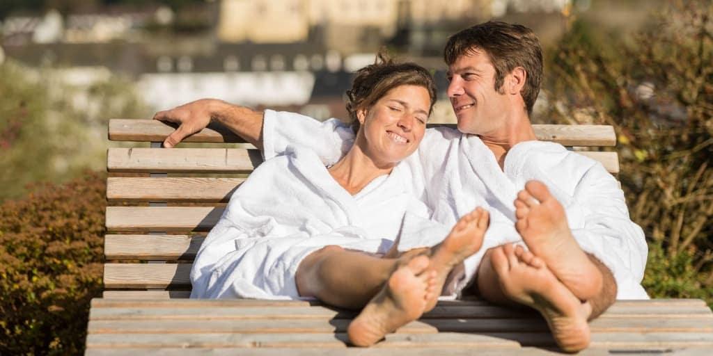 Entspannen im Wellness Garten Hotel