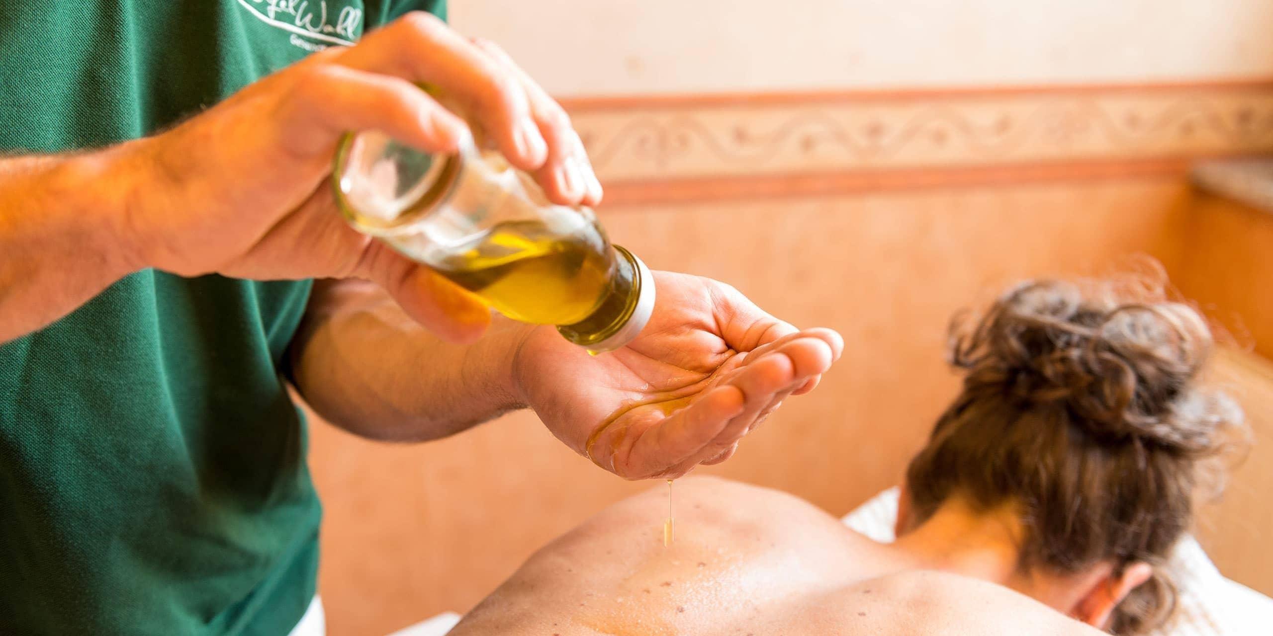 Massage in Beates Nest - Hotel Panorama Spa