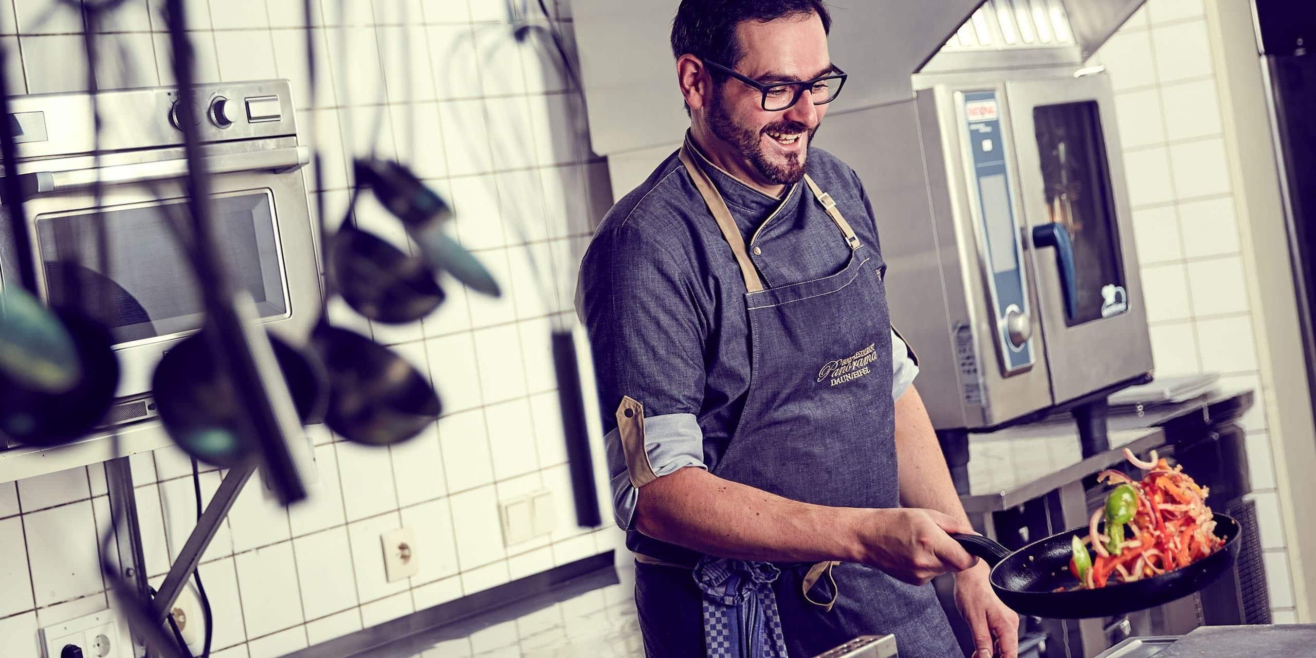 kochen mit Spaß Jörg Frankenbach