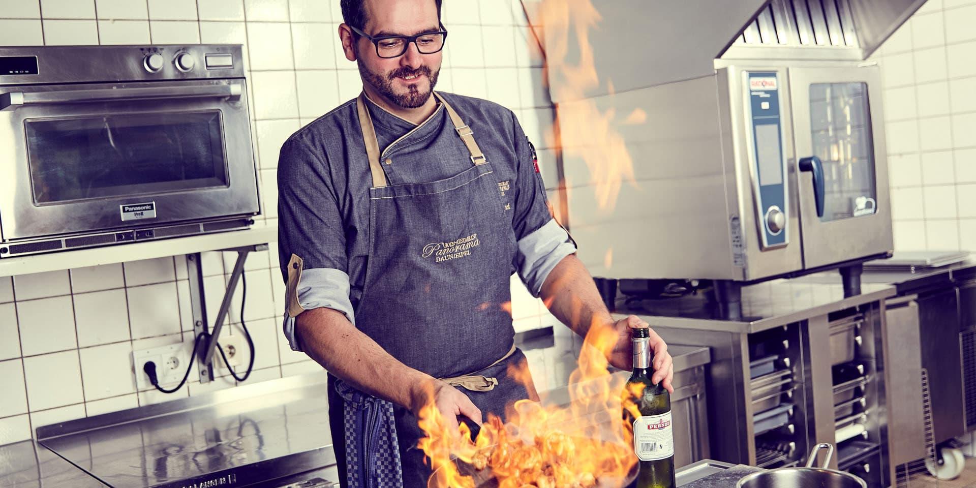 Jörg Frankenbach Küchenchef